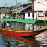 Bangkok Tour - Chao Phraya boat tours