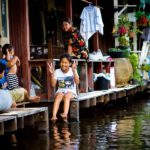 Bangkok Tour - Local People Boat trip