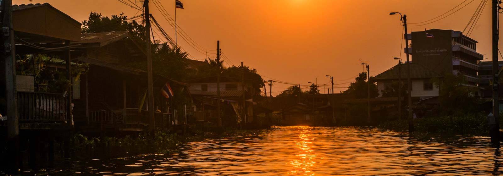 'Sunset on the Water' Canal and River Boat Cruise-Family Pack