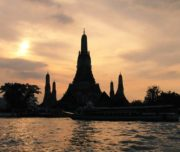 Bangkok Tour - 'Sunset on the Water' Canal and River Boat Cruise 02