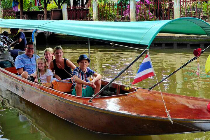 Bangkok Tour - Breeze And Pleased Family pack - Feat