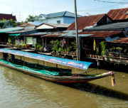 Bangkok Tour - Canal boat tours