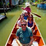 Bangkok Tour - Family boat tour chao phraya
