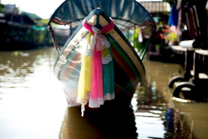 Bangkok Tour - River Boat Tours