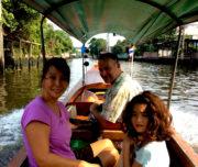 Bangkok Tour - River Family Tours