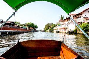 Bangkok Tour - Sunset Boat Trips