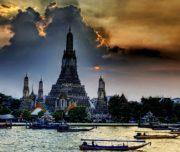 Bangkok Tour - Sunset Wat Arun