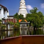 Bangkok Tour - Temple Boat Trips Sunset