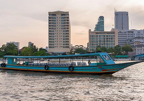 Bangkok Tour - Express Boat